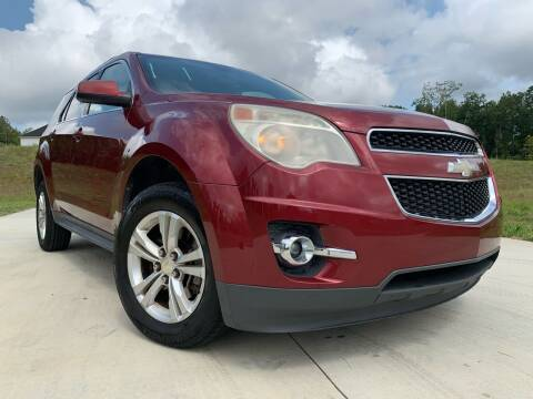2010 Chevrolet Equinox for sale at El Camino Auto Sales in Sugar Hill GA