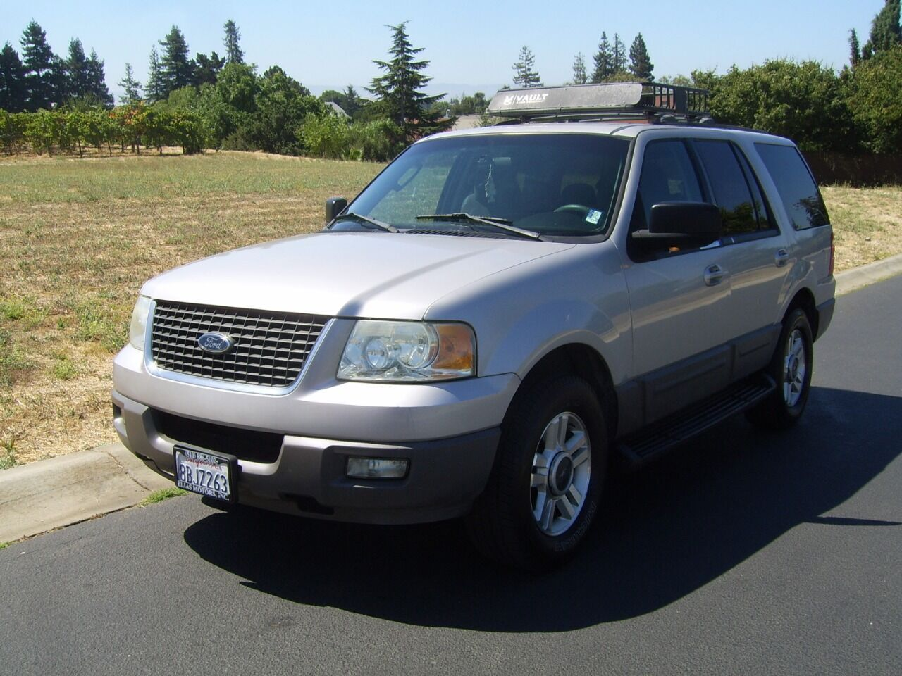 2003 Ford Expedition Xlt 4dr Suv