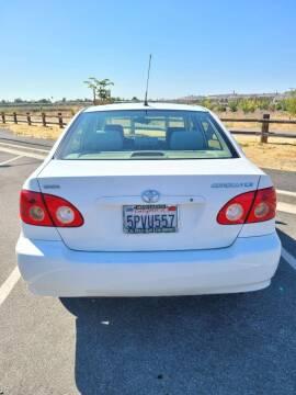 2006 Toyota Corolla for sale at Everyone Auto Sales in Santa Clara CA