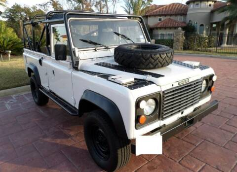 1985 Land Rover Defender for sale at Haggle Me Classics in Hobart IN