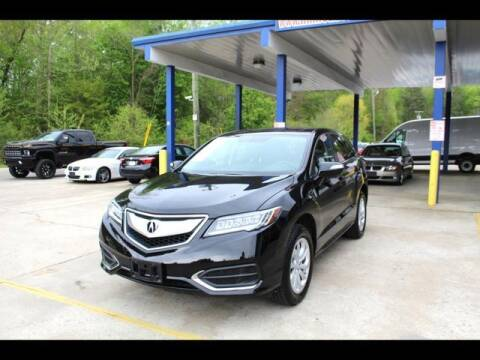 2018 Acura RDX for sale at Inline Auto Sales in Fuquay Varina NC