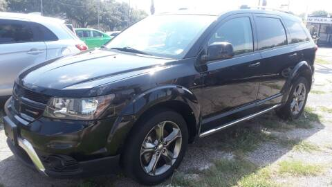 2016 Dodge Journey for sale at RICKY'S AUTOPLEX in San Antonio TX
