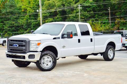 2015 Ford F-250 Super Duty for sale at Marietta Auto Mall Center in Marietta GA