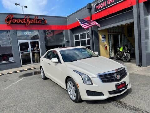 2014 Cadillac ATS for sale at Goodfella's  Motor Company in Tacoma WA