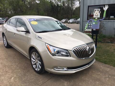 2016 Buick LaCrosse for sale at Torx Truck & Auto Sales in Eads TN