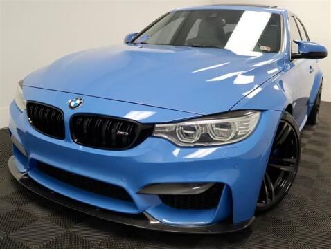 2015 BMW M3 for sale at CarNova in Stafford VA