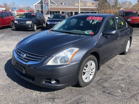 2012 Nissan Altima for sale at MBM Auto Sales and Service - Lot A in East Sandwich MA