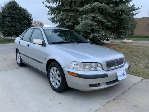 2001 Volvo S40 for sale at Tobias of Blue Star Auto Group in Frederick CO