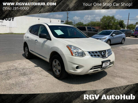 2013 Nissan Rogue for sale at RGV AutoHub in Harlingen TX
