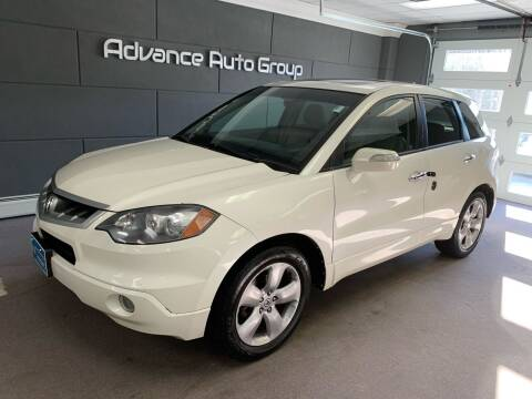 2009 Acura RDX for sale at Advance Auto Group, LLC in Chichester NH