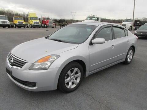 2007 Nissan Altima for sale at 412 Motors in Friendship TN