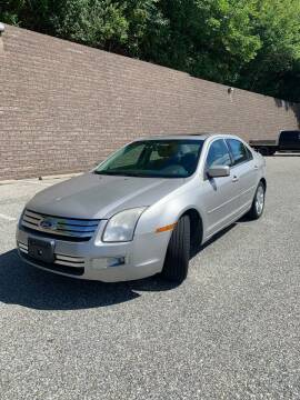 2007 Ford Fusion for sale at ARS Affordable Auto in Norristown PA