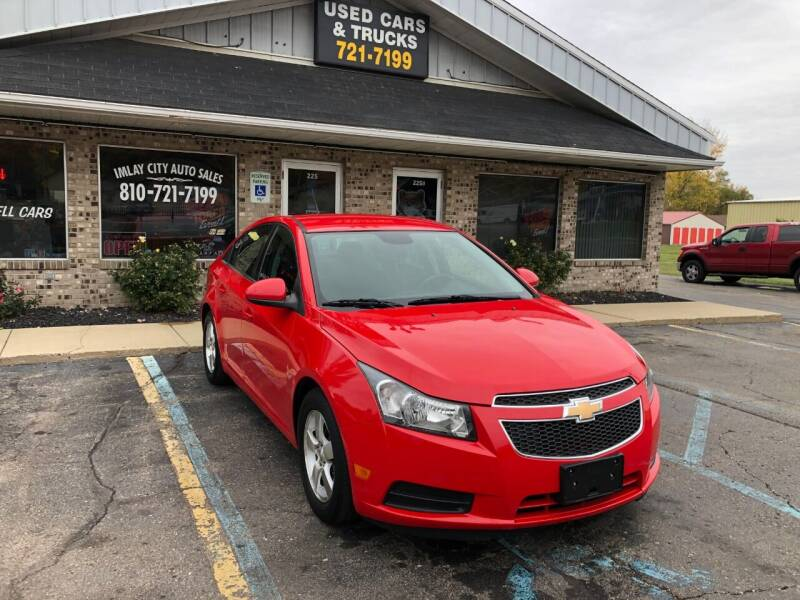 2014 Chevrolet Cruze for sale at Imlay City Auto Sales LLC. in Imlay City MI