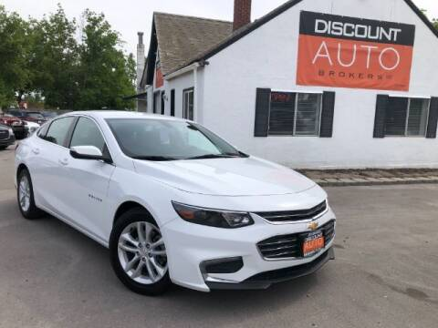 2018 Chevrolet Malibu for sale at Discount Auto Brokers Inc. in Lehi UT