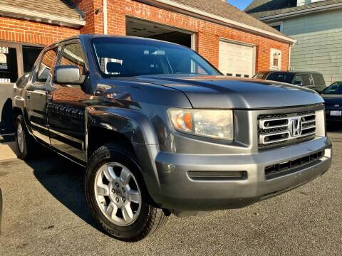 2007 Honda Ridgeline for sale at Real Auto Shop Inc. in Somerville MA