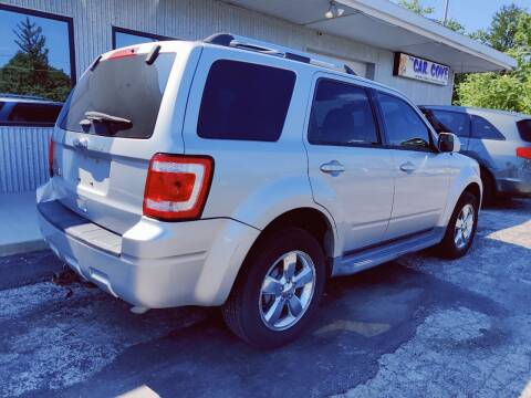 2011 Ford Escape for sale at The Car Cove, LLC in Muncie IN
