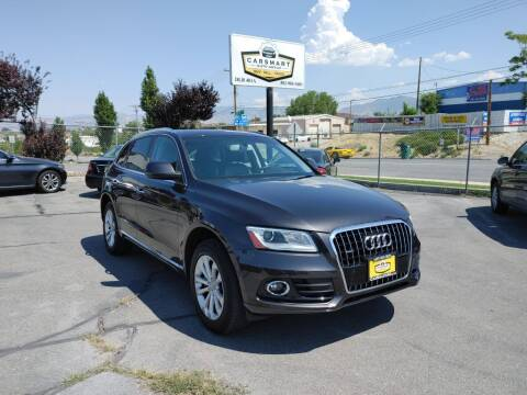 2015 Audi Q5 for sale at CarSmart Auto Group in Murray UT