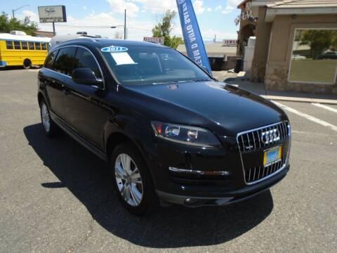 2011 Audi Q7 for sale at Team D Auto Sales in Saint George UT