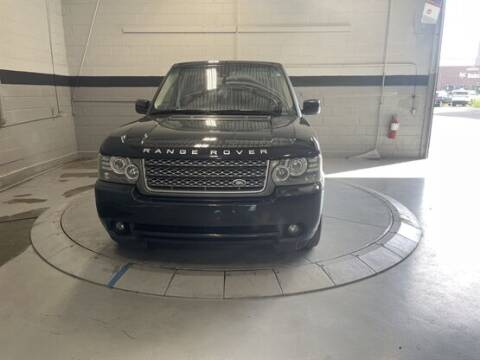 2010 Land Rover Range Rover for sale at Luxury Car Outlet in West Chicago IL
