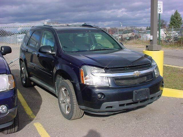 2007 Chevrolet Equinox for sale at VOA Auto Sales in Pontiac MI