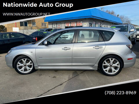 2008 Mazda MAZDA3 for sale at Nationwide Auto Group in Melrose Park IL