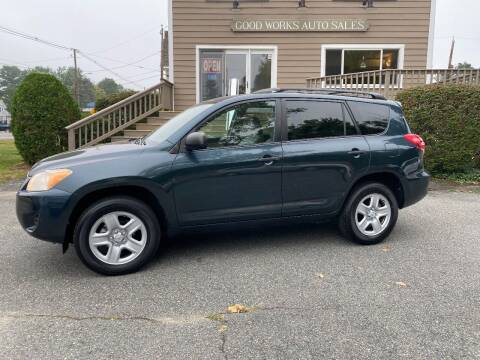 2009 Toyota RAV4 for sale at Good Works Auto Sales INC in Ashland MA