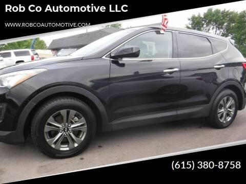 2015 Hyundai Santa Fe Sport for sale at Rob Co Automotive LLC in Springfield TN