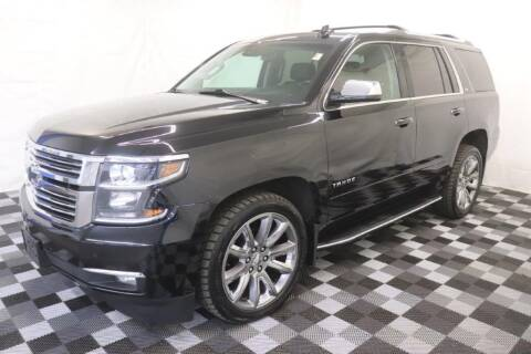 2016 Chevrolet Tahoe for sale at AH Ride & Pride Auto Group in Akron OH