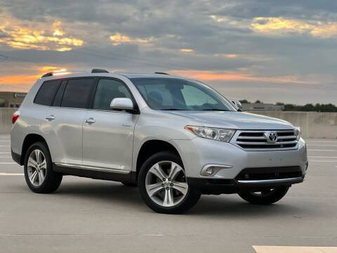 2013 Toyota Highlander for sale at Car Match in Temple Hills MD