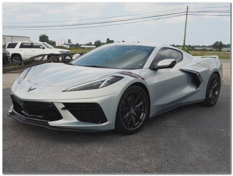 2021 Chevrolet Corvette for sale at STRICKLAND AUTO GROUP INC in Ahoskie NC