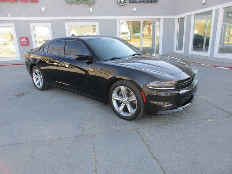 2018 Dodge Charger for sale at West Motor Company in Preston ID