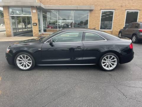 2015 Audi A5 for sale at Auto Sport INC in Grand Rapids MI