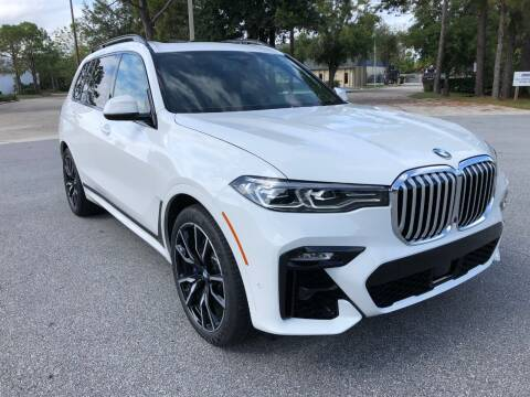 2019 BMW X7 for sale at Global Auto Exchange in Longwood FL