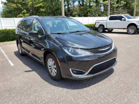 2018 Chrysler Pacifica for sale at Hickory Used Car Superstore in Hickory NC
