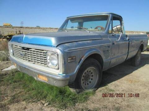 1972 Chevrolet C/K 10 Series for sale at Haggle Me Classics in Hobart IN
