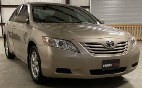 2007 Toyota Camry for sale at eAuto USA in New Braunfels TX
