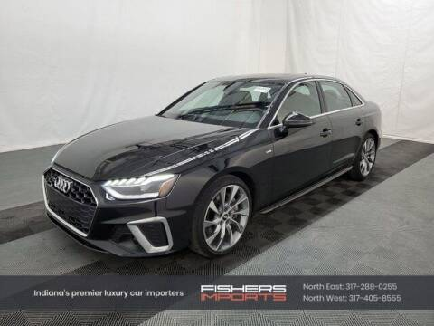 2020 Audi A4 for sale at Fishers Imports in Fishers IN