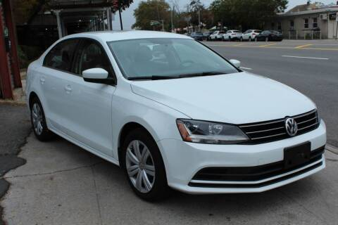 2017 Volkswagen Jetta for sale at LIBERTY AUTOLAND INC in Jamaica NY