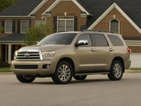 2008 Toyota Sequoia for sale at Metairie Preowned Superstore in Metairie LA