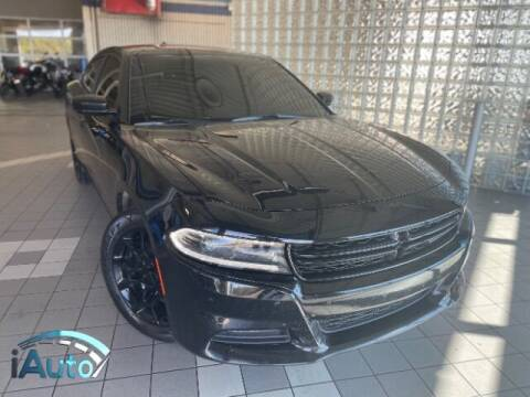2015 Dodge Charger for sale at iAuto in Cincinnati OH