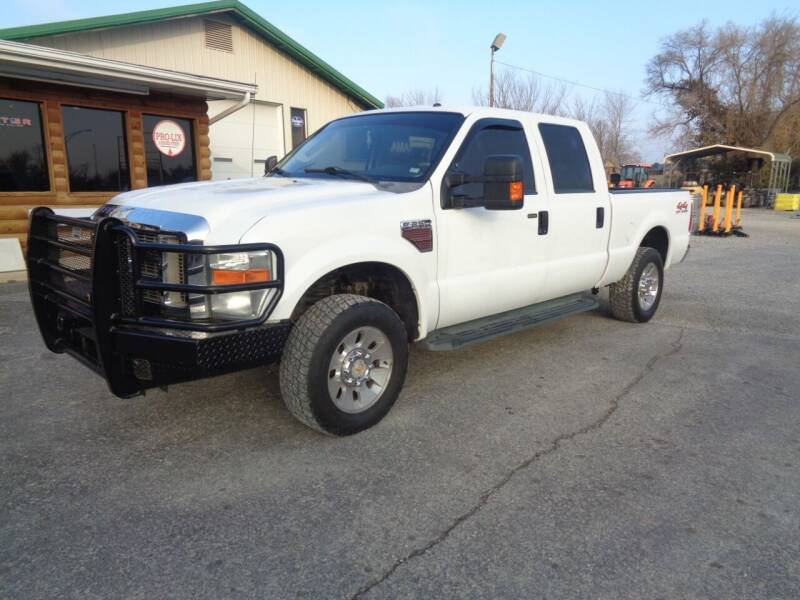 2008 Ford F-250 Super Duty for sale at Rod's Auto Farm & Ranch in Houston MO