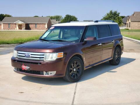 2009 Ford Flex for sale at Chihuahua Auto Sales in Perryton TX