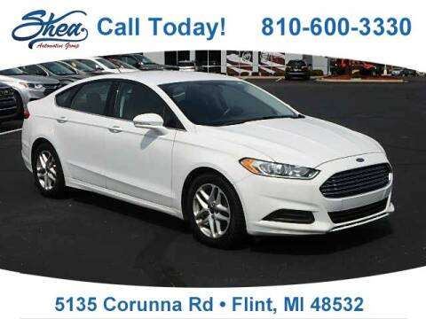 2016 Ford Fusion for sale at Jamie Sells Cars 810 in Flint MI
