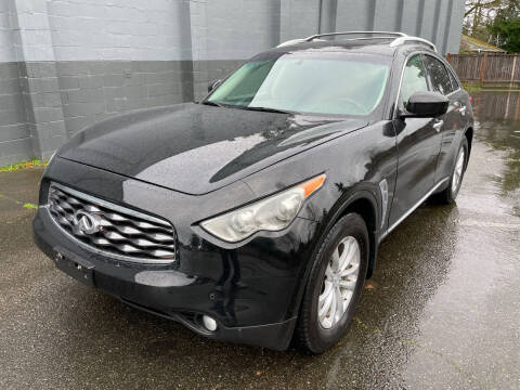 2011 Infiniti FX35 for sale at APX Auto Brokers in Lynnwood WA