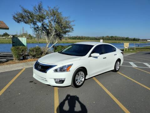2015 Nissan Altima for sale at Royal Auto Trading in Tampa FL