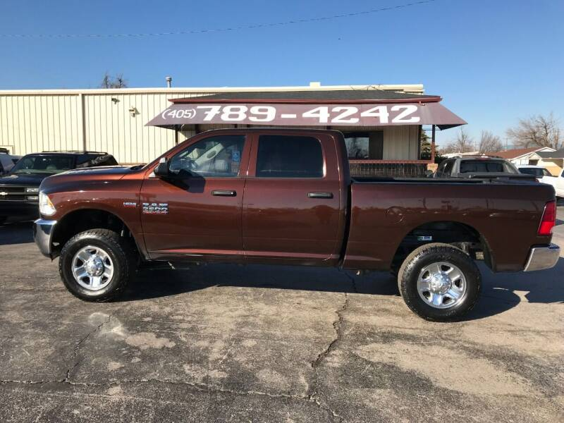 2015 RAM Ram Pickup 2500 for sale at United Auto Sales in Oklahoma City OK