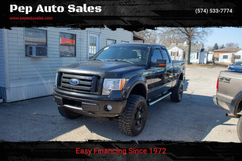 2010 Ford F-150 for sale at Pep Auto Sales in Goshen IN