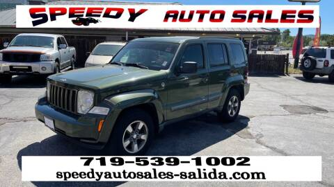 2009 Jeep Liberty for sale at SPEEDY AUTO SALES Inc in Salida CO