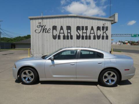 2012 Dodge Charger for sale at The Car Shack in Corpus Christi TX