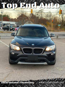 2014 BMW X1 for sale at Top End Auto in North Atteboro MA